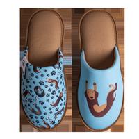 Veselé papuče DEDOLES jazvečík 44-45