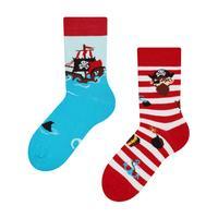 Detské veselé ponožky DEDOLES pirát 27-30