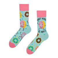 Veselé ponožky Dedoles donuty, č. 43-46