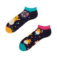 Členkové veselé ponožky DEDOLES party škrečok 43-46