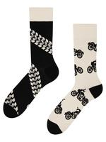 Veselé ponožky DEDOLES motorka 39-42