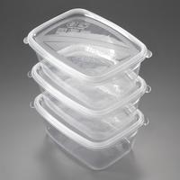 Plastová dóza HEIDRUN McFresh 3ks 1,2l