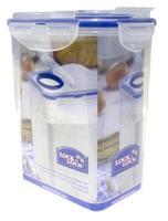 Dóza na potraviny Lock s násypkou, objem 1,8 l