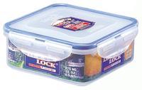 Dóza na potraviny Lock - obdĺžnik, 870 ml