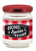 Zavárací pohár s viečkom CERVE 100ml Sweet Home
