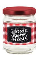 Zavárací pohár s viečkom CERVE 200ml Sweet Home