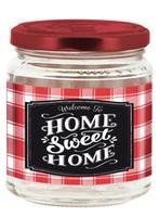 Zavárací pohár s viečkom CERVE 300ml Sweet Home