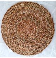 Prešívané prestieranie TORO morská tráva 38cm