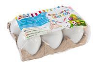 Veľkonočné vajíčko 6ks a 5ks fixky
