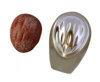 Formičky na pečivo - orechy, 20 ks