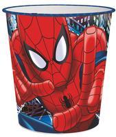 Detský plastový odpadkový kôš 5l Spiderman