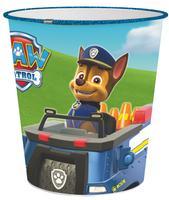 Detský plastový odpadkový kôš 5l Paw Patrol