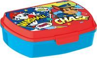 Plastový desiatový box Paw Patrol 17,5x14,5x6,5cm