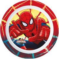Plastový tanier Spiderman 22cm