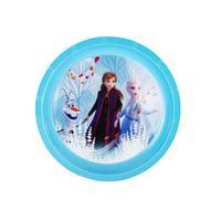 Plastový tanier Ľadové kráľovstvo II 22cm