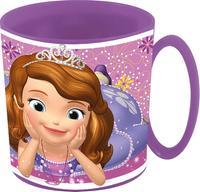Plastový hrnček Princezná Sofia 350ml