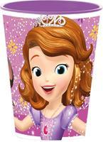 Plastový téglik Princezná Sofia 260ml