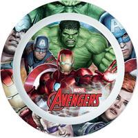 Plastový tanier Avengers 22cm