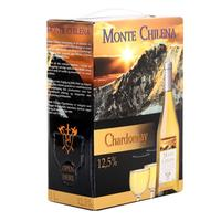 Chardonnay Monte Chilena 3 l, Bag-in-box