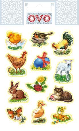 DRUCHEMA Veľkonočné obtlačky na vajíčko OVO tradičné