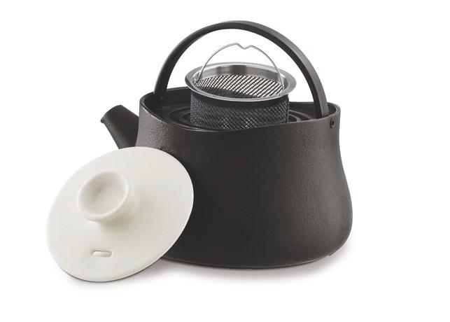 BEKA Liatinová kanvica na čaj BEKA Tetsubin 1l - doprava zdarma