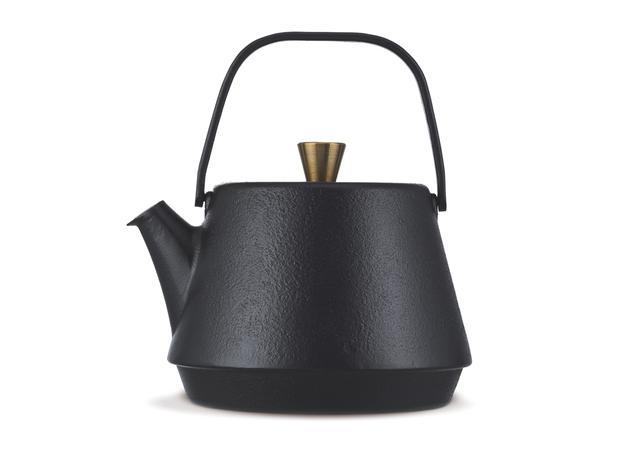 BEKA Liatinová kanvica na čaj BEKA Saga 1,2l