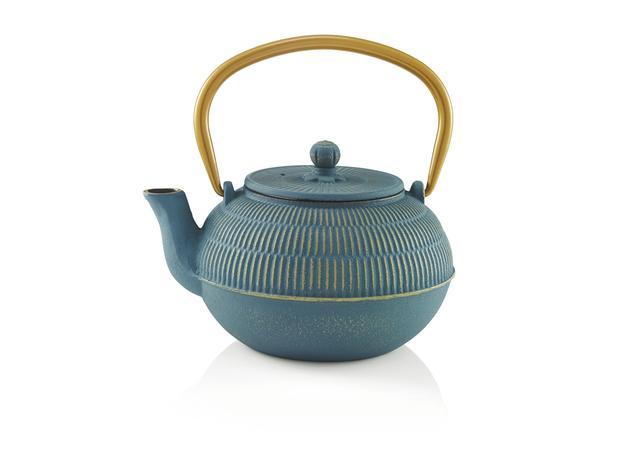 BEKA Liatinová kanvica na čaj BEKA Yuan 0,9l
