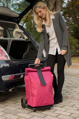 Nákupná taška na kolieskach GIMI Sprinter