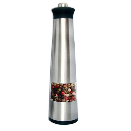 TORO Elektrický mlynček na korenie TORO biely