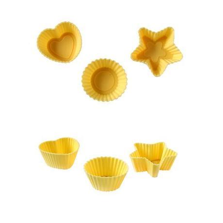 TORO Silikónové košíčky na mini muffiny 32ks TORO 3,5cm
