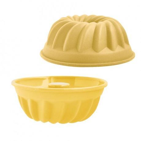 TORO Silikónové košíčky na muffiny 3ks TORO bábovka 7,5cm