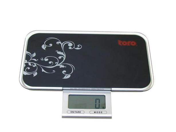TORO Digitálna kuchynská váha do 10 kg