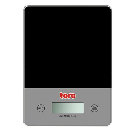 Digitálna kuchynská váha Toro 5 kg