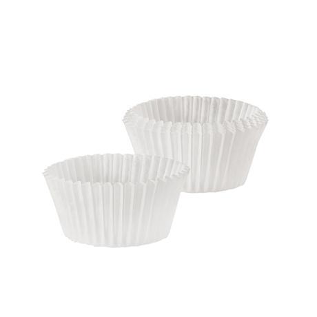 TORO Papierové formičky na muffiny TORO 60ks biele