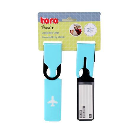 Batožinový štítok TORO 2ks