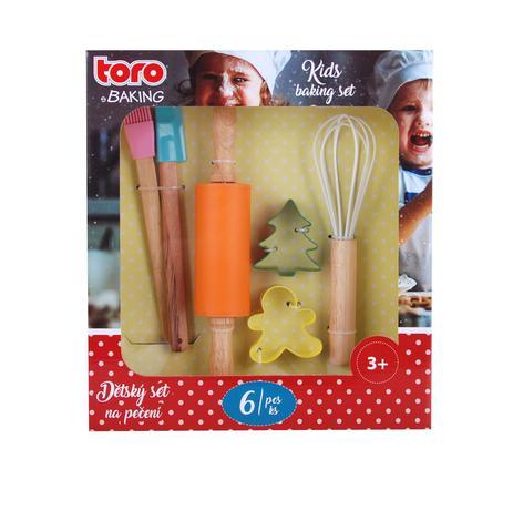 Detský set na pečenie Toro 6 ks