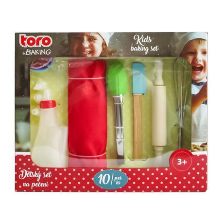 TORO Detský set na pečenie Toro 10 ks