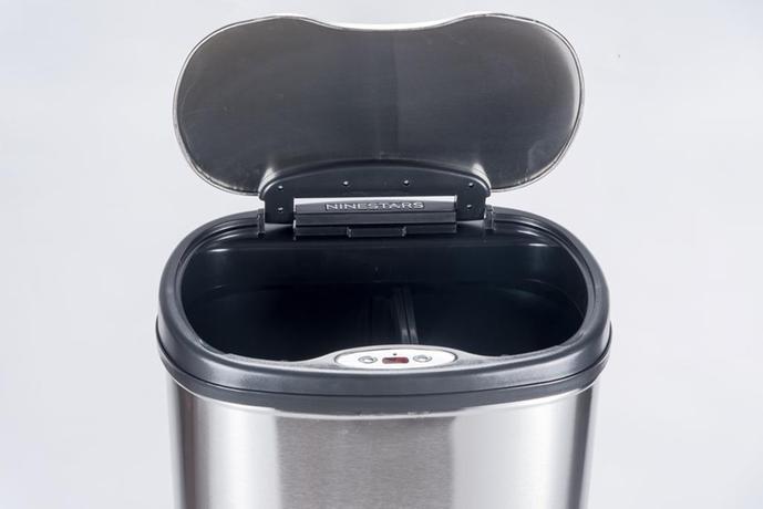 Nerezový odpadkový kôš na triedený odpad Toro...