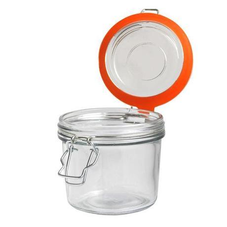 Dóza sklo, patentný uzáver, 320 ml