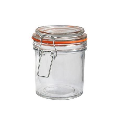Dóza sklo, patentný uzáver, 270 ml