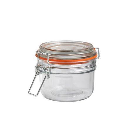 Dóza sklo, patentný uzáver, 160 ml
