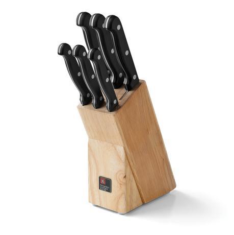 Blok na nože RICHARDSON SHEFFIELD Artisan + 6...