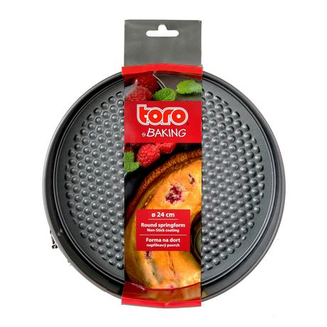 TORO Rozkladacia forma na tortu TORO 24cm