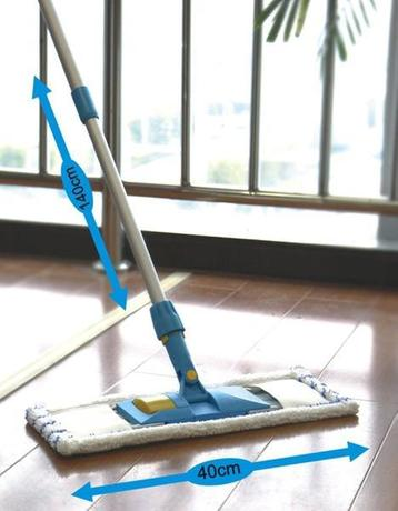 TORO Mop na podlahu s teleskopickou násadou TORO