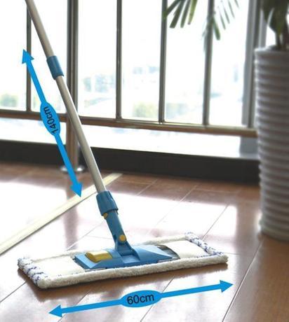 TORO Mop na podlahu s násadou, 140 cm