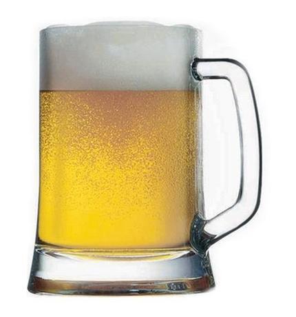 Passabahce Poháre na pivo 0,5 l