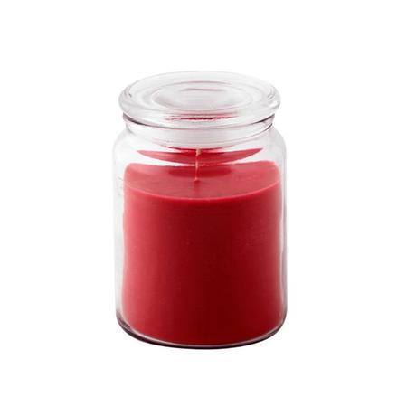 Vonná sviečka v skle PROVENCE 510g, čerešňa