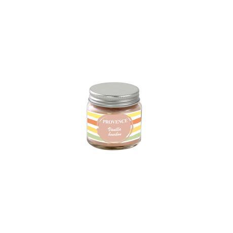 Vonná sviečka v skle PROVENCE 80g vanilla bou...