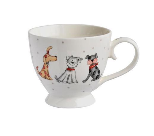 Keramický hrnček TORO 420ml Mačka a Pes