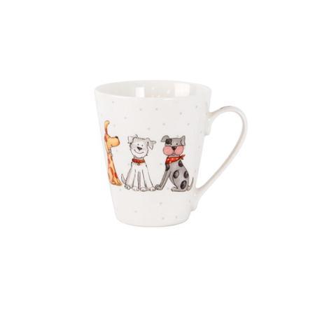 Keramický hrnček TORO 300ml Mačka a Pes
